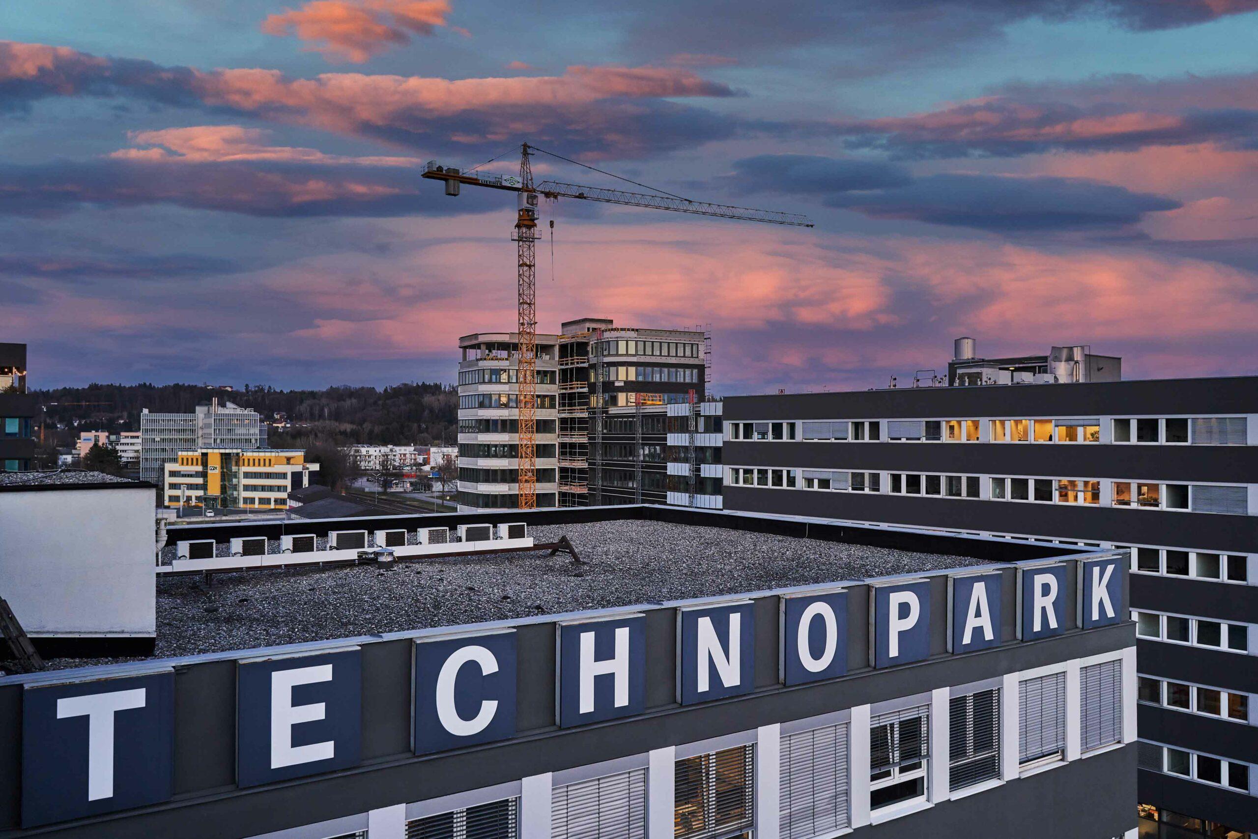 Technopark Raaba by Prontolux